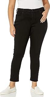 Women's Plus Size 711 Skinny Jeans, Blackened Ash, 42 (US...