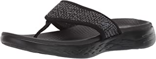 Skechers On The Go 600 Womens Toe Post Sandals