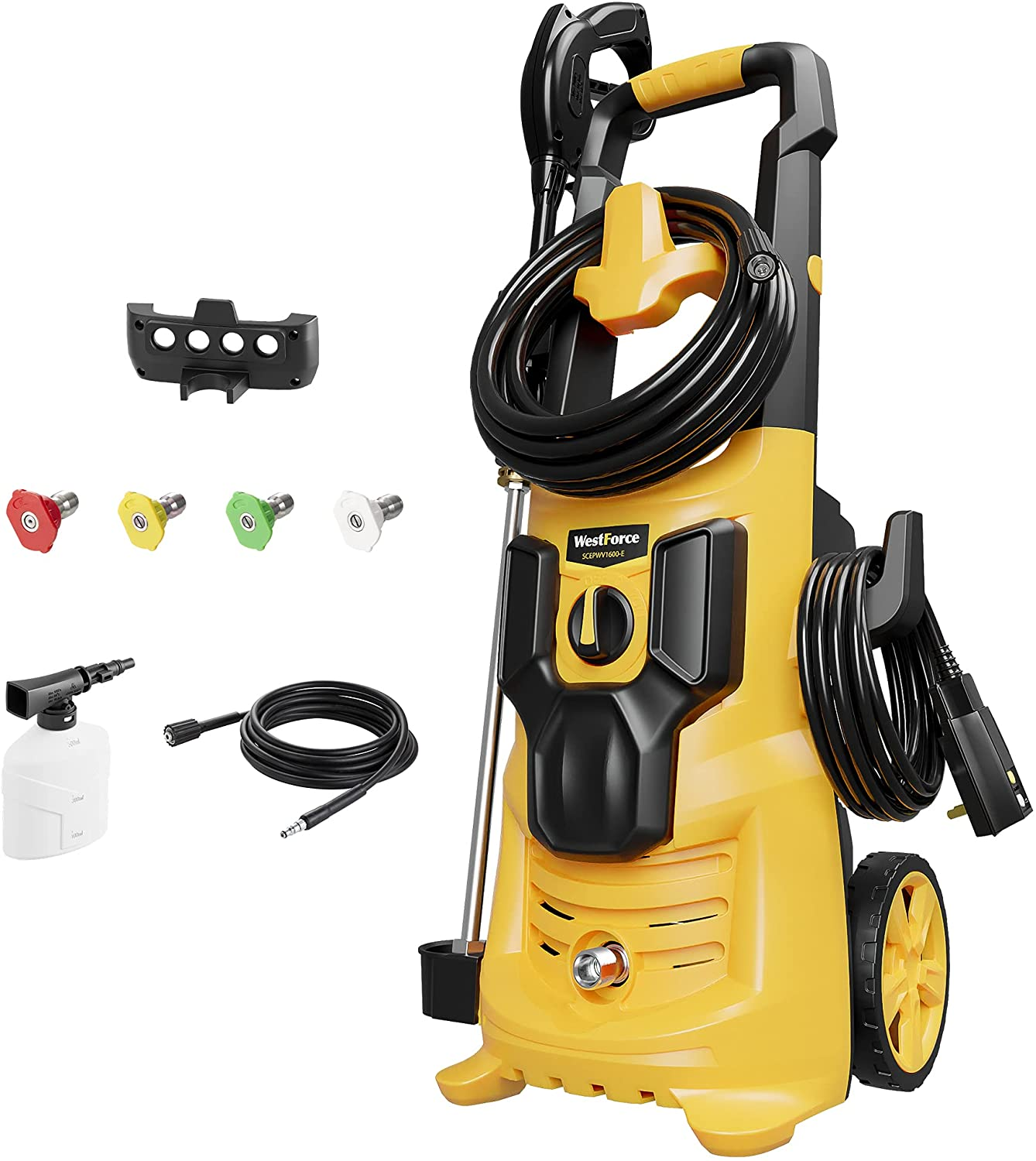 WestForce Electric Pressure Washer Lowest price challenge 2950 P PSI Fresno Mall GPM 1.76
