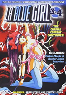 La Blue Girl ,Volumes 3 & 4