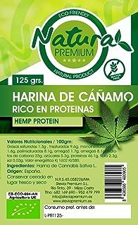 Natura Premium Cañamo - Harina Proteina Bio 125 g