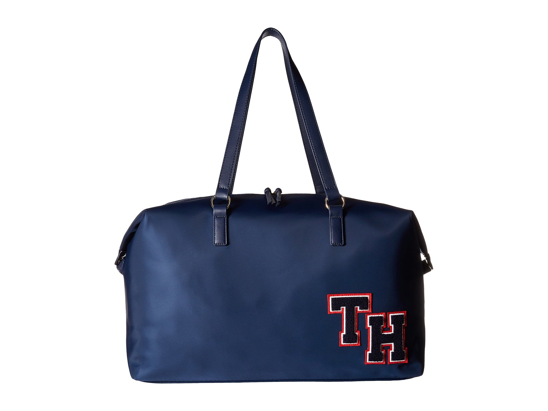 tommy hilfiger weekender item large weekender nylon at 6pm. Black Bedroom Furniture Sets. Home Design Ideas