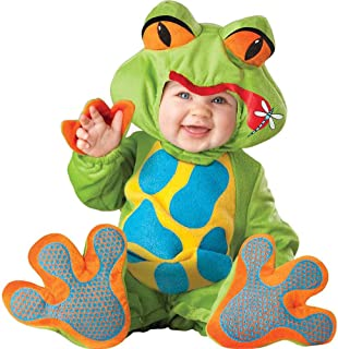 (12-18months) - In Character Costumes 198728 Lil Froggy Infant- Toddler Costume