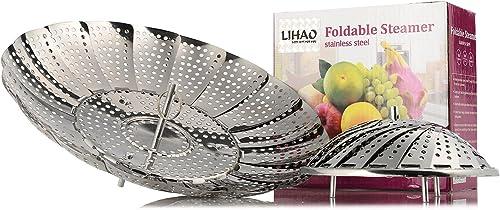 Mejor calificado en Vaporeras para ollas y reseñas de producto útiles - Amazon.es
