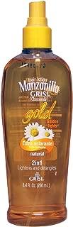 Grisi Manzanilla Gold Lightener and Detangler 8.4 Ounce