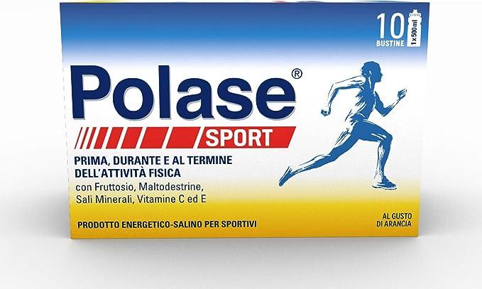 191 opinioni per Polase Sport Prodotto energetico- salino per sportivi con Sali Minerali,