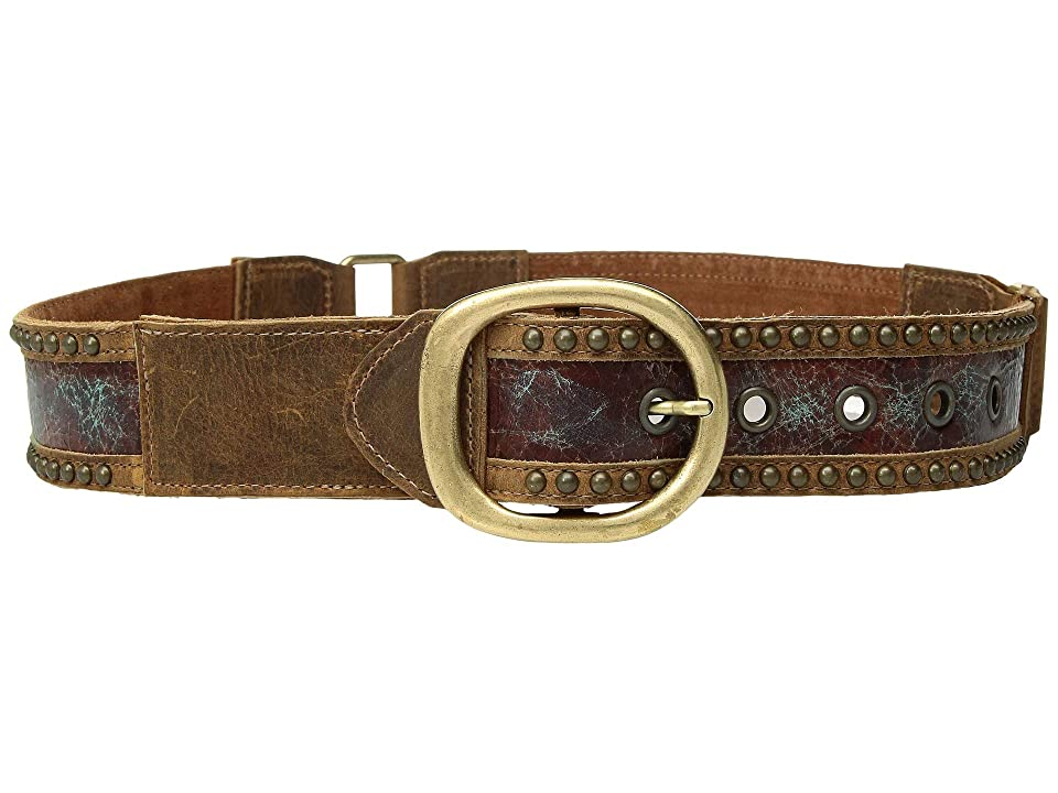 Leatherock Carly Belt (Tobacco) Women