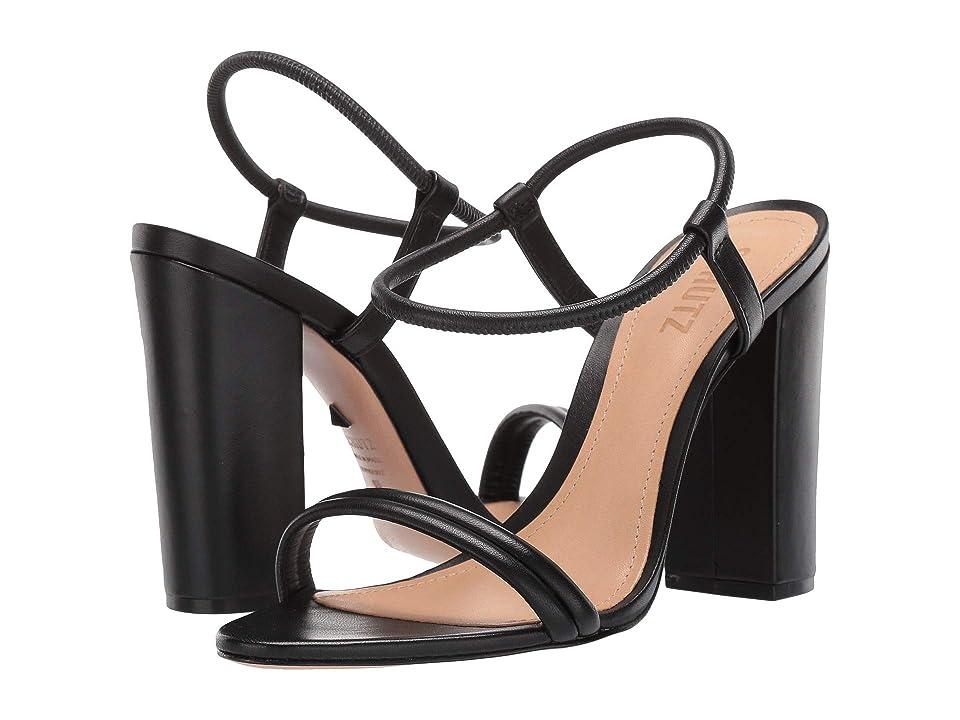 Schutz Pincesa (Black) High Heels