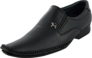 LeeGraim Men's Synthetic Formal Shoes