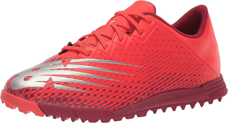 New Balance Unisex-Child Furon Dispatch Turf V6 Soccer Shoe