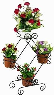 RAVIRAJ Royal 4 Flower Pot Stand