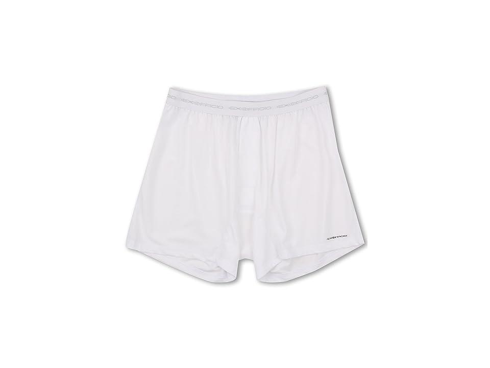ExOfficio Give-N-Go(r) Boxer (White) Men