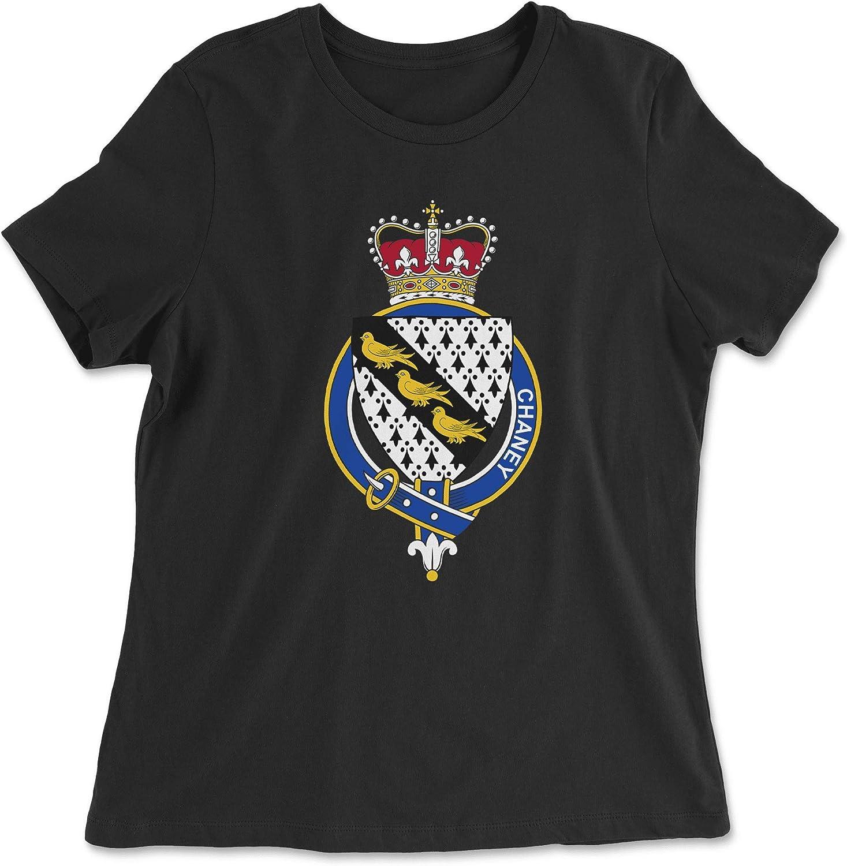 HARD EDGE DESIGN Women's English Garter Family Chaney T-Shirt