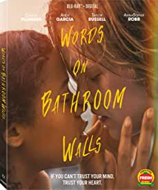Words on Bathroom Walls is on Digital now and arrives on Blu-ray, DVD Nov. 17 from Lionsgate