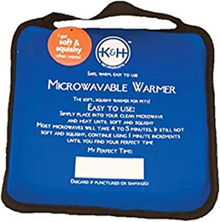 K & H Pet Microwaveable Pet Bed Warmer