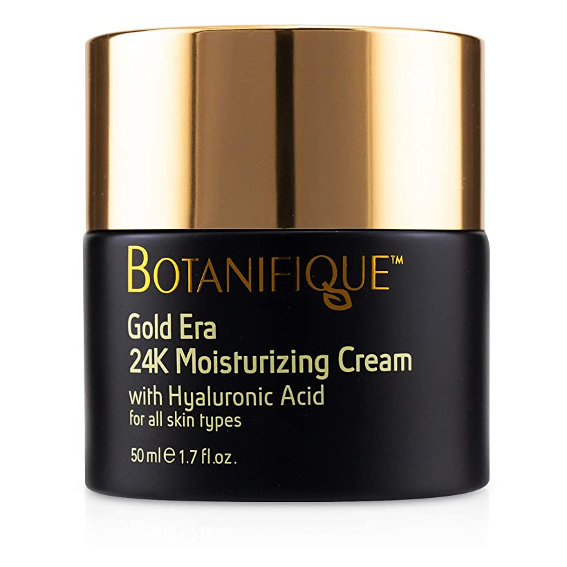五月アミューズ抑圧するBotanifique Gold Era 24K Moisturizing Cream 50ml/1.7oz並行輸入品