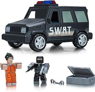 Roblox Action Collection - Jailbreak: SWAT Unit Vehicle [Includes Exclusive Virtual Item]