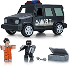 Roblox Action Collection - Jailbreak: SWAT Unit Vehicle [Includes Exclusive Virtual Item]