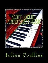 Scott Joplin: Piano Sheet Music: Saloon Ragtime