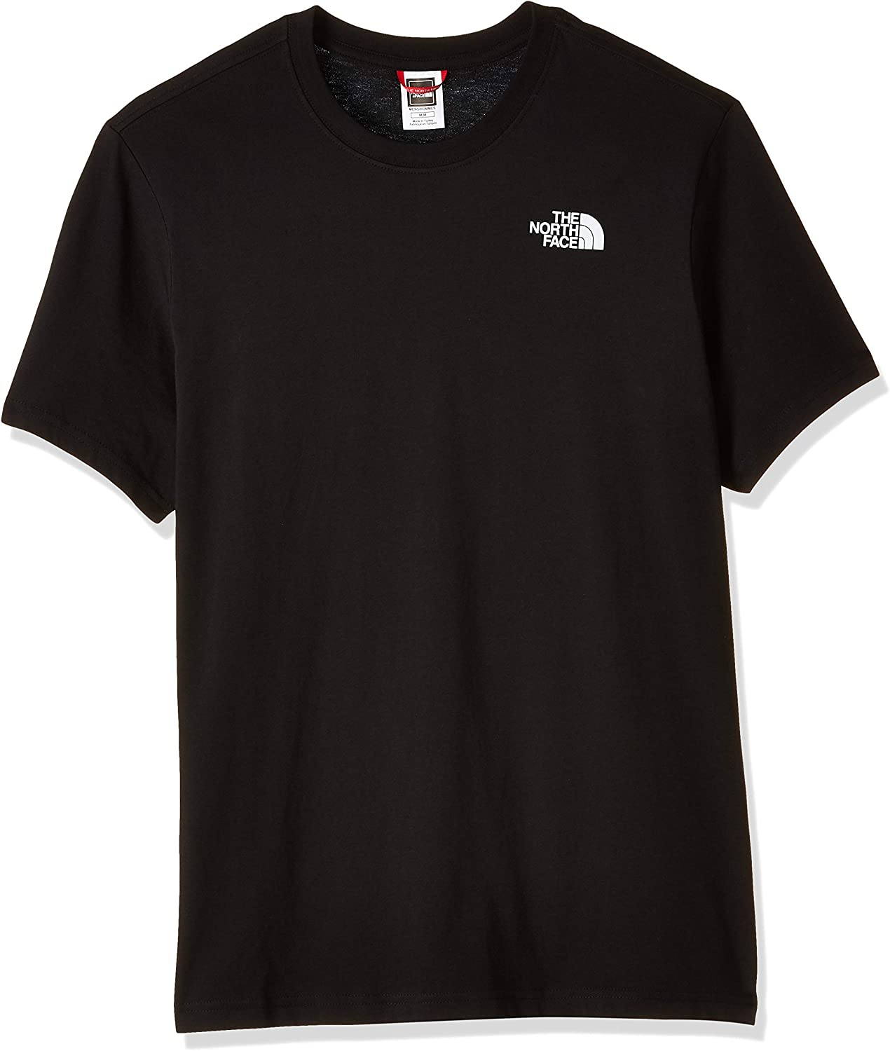 The North Face S/S Red Box tee Camiseta, Hombre