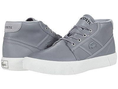 Lacoste Gripshot Chukka 0320 1 (Grey/Off-White) Men