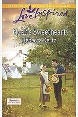 Noah's Sweetheart (Lancaster County Weddings Book 1) Kindle Edition