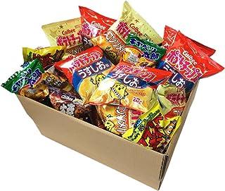 亀のすけ店オリジナル★カルビー ポテトチップスも入った!お菓子・人気駄菓子 超大盛り60袋詰め合わせセット