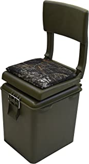 Wise 5613-257 Outdoors Super Sport Hunting Seat with Insulated Cooler, OD Green/APG Camo