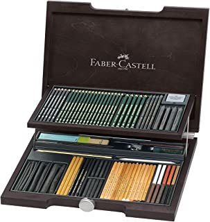 faber castell art and graphic collection box