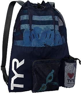 Big Mesh Mummy Backpack, Navy