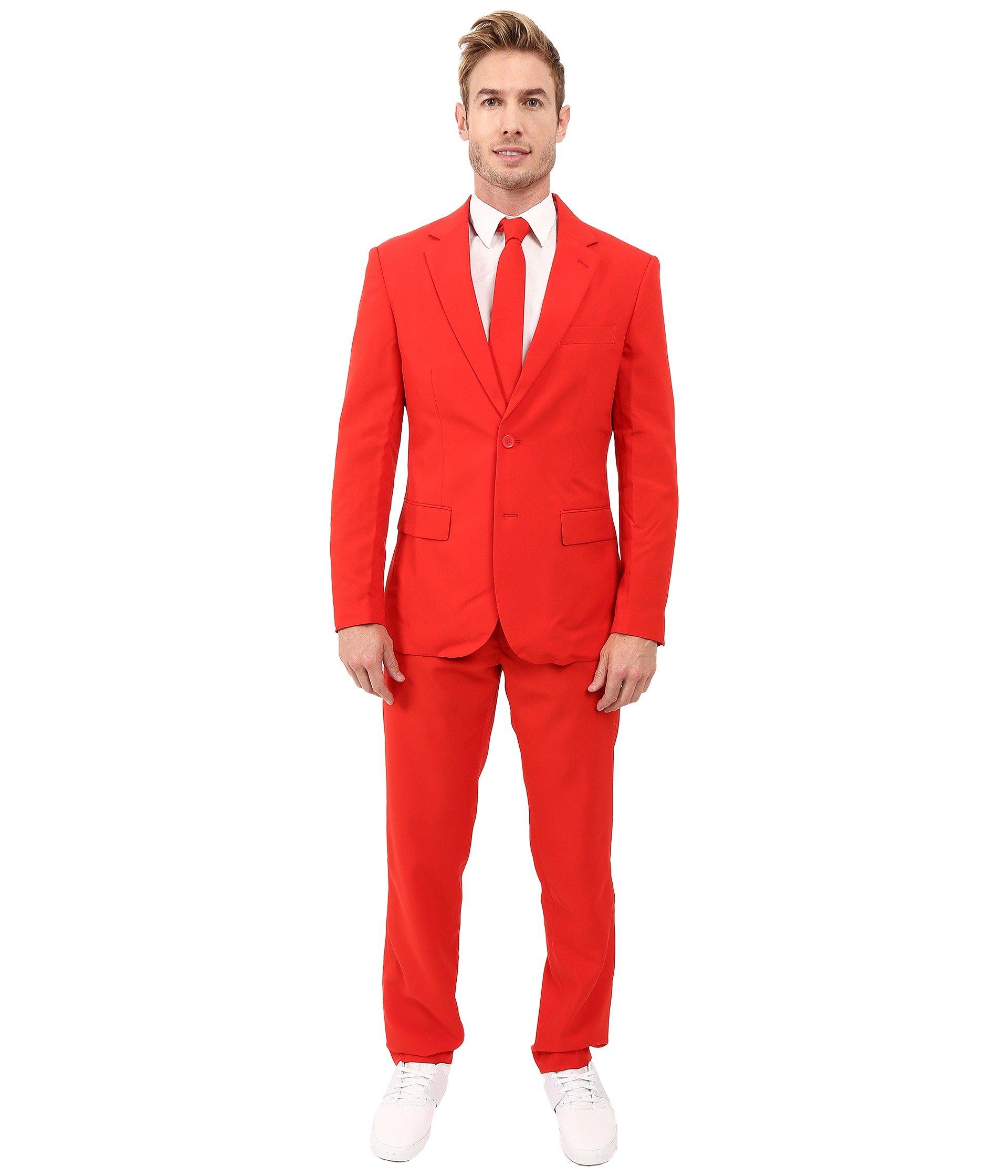 Vestido para Hombre OppoSuits Red Devil Suit  + OppoSuits en VeoyCompro.net