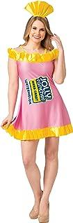 Rasta Imposta Womens Jolly Rancher Watermelon Candy Wrapper Costume Dress