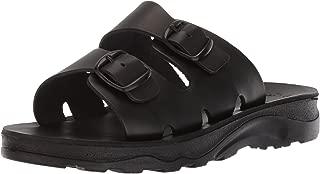 Jerusalem Sandals Men's The The Good Shepherd Molded Footbed Slide Sandal