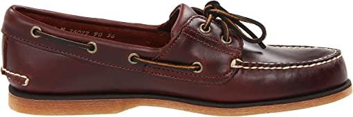 Classic Rootbeer Smooth Leather