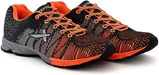 Vector X RS-5000 Running Shoes (Grey-Orange)