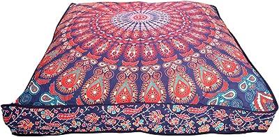 Amazon.com: APRATIM Huge Mandala Tapestry Dog or Cat Bed ...