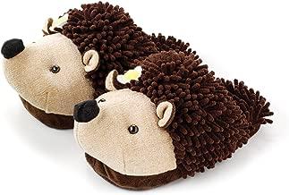 Aroma Home Aromahome Animal Fuzzy Friends Warm Womens Slippers Hedgehog