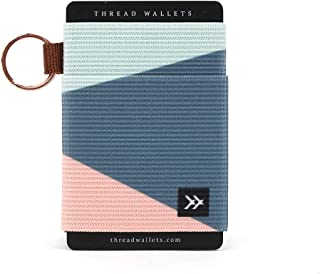 Thread Wallets - Slim Minimalist Wallet - Front Pocket...