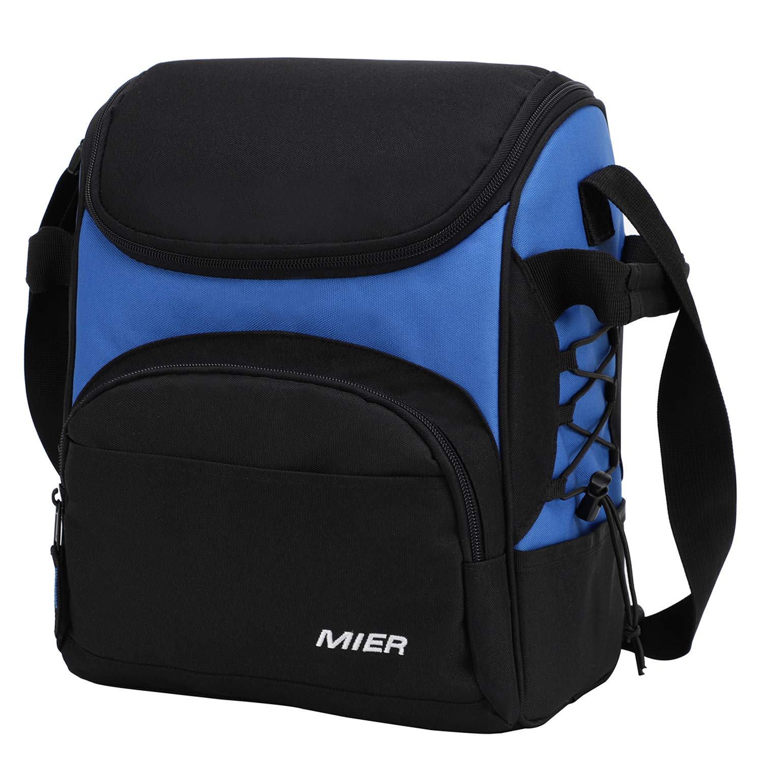 MIER 16 Can Insulated Lunch Box Bag For Women Men Large Leakproof Soft Cooler