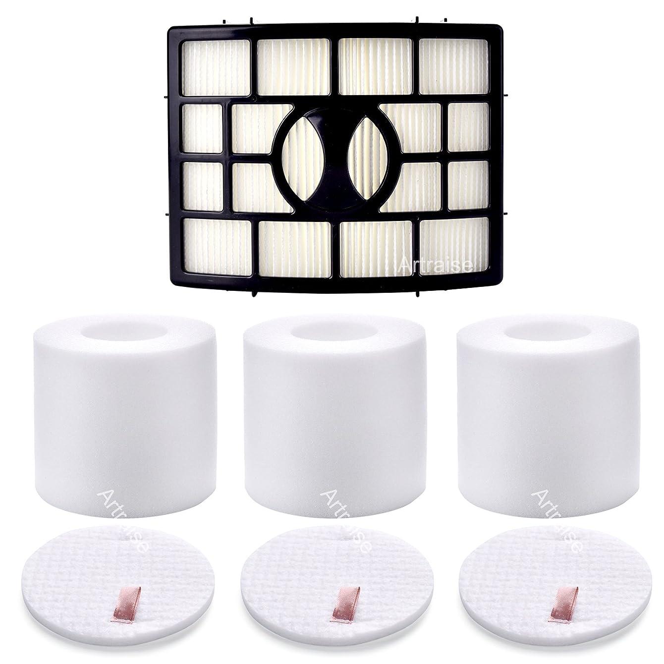 3 Pack Filters for Shark Rotator Powered Lift-Away NV650, NV750, AX950, AX951, AX952, XFF650 & XHF650 By Artraise jwkfxuuqxoyjl49