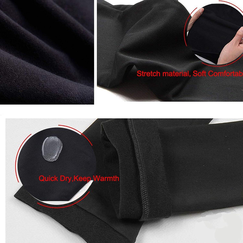 Pantalon de Skate avec Cristal Color : Black, Size : 110cm Polaire Collants pour Patinage sur Glace pour lentra/înement QWA Pantalon de Patinage Artistique Legging pour Enfant