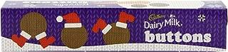 Cadbury Dairy Milk Buttons Chocolate Tube 72 g (Pack of 12)