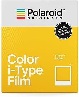 Polaroid Originals Instant Film Color Film for I-TYPE, White (4668)
