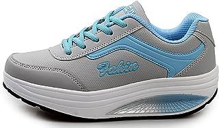 Murciélago doblado Regeneración  Amazon.es: zapatillas balancin - 35 / Zapatos para mujer / Zapatos: Zapatos  y complementos