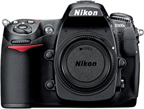 $699 » Nikon D300S 12.3MP DX-Format CMOS Digital SLR Camera with 3.0-Inch LCD (Body Only) (Discontinued by Manufacturer) (Renewed)