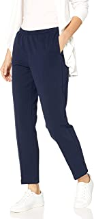 RUBY RD. womens French Terry Regular Length Pant Pants