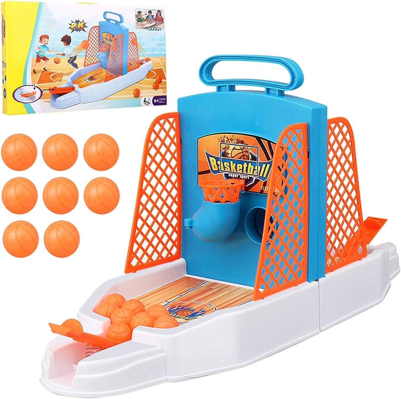 Augproveshak Tabletop Mini Basketball Shooting Game Friends Gatherings Fun Parent-child Interactive Educational Toy For Family Gatherings Desktop Finger Basketball Game Set