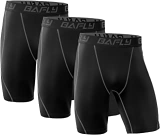 Men's Compression Shorts Cool Dry Athletic Tights