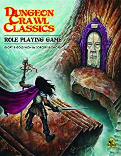 Goodman Games Dungeon Crawl Classics Softcover Edition