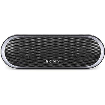 Sony Extra Bass SRS-XB20 Portable Bluetooth Wireless Speaker (SRS-XB20) Black (Renewed)